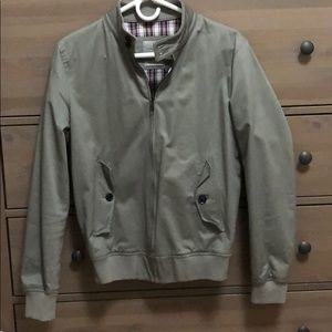 Zara - Grey Herrington Jacket, Size S